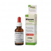 Nahrungsergänzung ANIBIO Nieren-Vital Tropfen