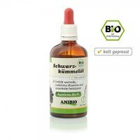 Nahrungsergänzung ANIBIO Schwarzkümmelöl