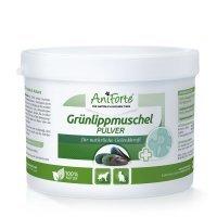 Nahrungsergänzung AniForte Grünlippmuschelpulver