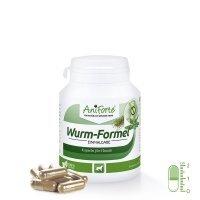 Nahrungsergänzung AniForte Wurm-Formel Kapseln