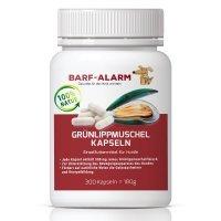 Nahrungsergänzung BARF-Alarm Grünlippmuschel Kapseln