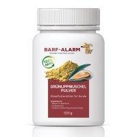 Nahrungsergänzung BARF-Alarm Grünlippmuschelpulver
