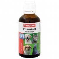 Nahrungsergänzung Beaphar Vitamin-B-Komplex