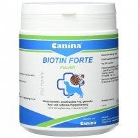 Nahrungsergänzung Canina Biotin Forte Pulver