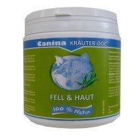 Nahrungsergänzung Canina Kräuter-Doc Fell & Haut