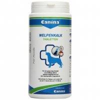 Nahrungsergänzung Canina Welpenkalk Tabletten
