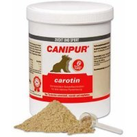Nahrungsergänzung CANIPUR carotin
