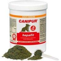 Nahrungsergänzung CANIPUR hepafit