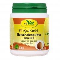 Nahrungsergänzung cdVet Singulares Eierschalenpulver extrafein
