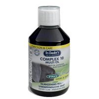 Nahrungsergänzung Dr. Clauders Best Choice Dog Complex 10 Multi Öl