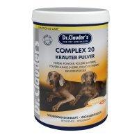 Nahrungsergänzung Dr. Clauders Complex 20 Kräuter Pulver