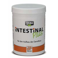 Nahrungsergänzung Grau Intestinal Plus Tabletten