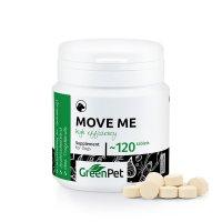 Nahrungsergänzung GreenPet Move Me Tabs