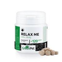 Nahrungsergänzung GreenPet Relax Me