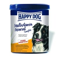 Nahrungsergänzung Happy Dog Multivitamin Mineral