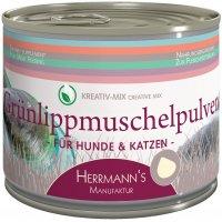 Nahrungsergänzung Herrmanns Grünlippmuschelpulver