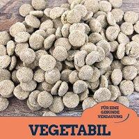 Zusatzfutter Hundköket Vegetabil