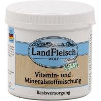Nahrungsergänzung LandFleisch Wolf Vitamin,-Mineralmischung