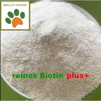 Nahrungsergänzung LuCano reines Biotin plus+
