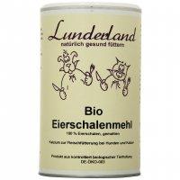 Nahrungsergänzung Lunderland Bio Eierschalenmehl