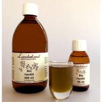 Nahrungsergänzung Lunderland Bio-Hanföl