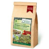 Nahrungsergänzung Original-Leckerlies Welpen-Kräutermix Basic