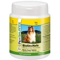 Nahrungsergänzung PetBalance Biotin+Hefe