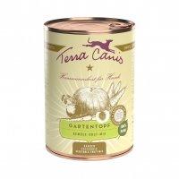 Nassfutter Terra Canis Gartentopf, Gemüse-Obst-Mix