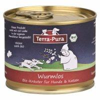 Nahrungsergänzung Terra-Pura Bio Kräutermischung Wurmlos