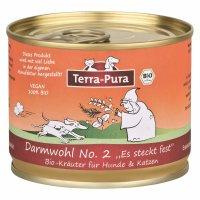 Nahrungsergänzung Terra-Pura Darmwohl No. 2 Bio Kräutermischung