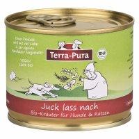 Nahrungsergänzung Terra-Pura Juck lass nach 100 % Bio