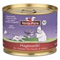 Nahrungsergänzung Terra-Pura Magenwohl 100% Bio