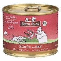 Nahrungsergänzung Terra-Pura Starke Leber 100% Bio