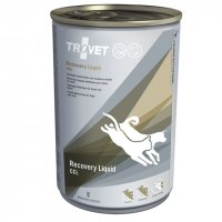 Nassfutter TROVET Recovery Liquid CCL