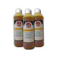 Nahrungsergänzung Weiß Premium Plus Lein-Öl