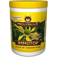 Nahrungsergänzung Wolfsblut Immutop mit Topinambur