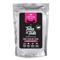 Nassfutter Tales & Tails Fish Dish Ohne Flachs mit Lachs