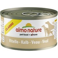 Nassfutter Almo Nature Classic Adult Kalb