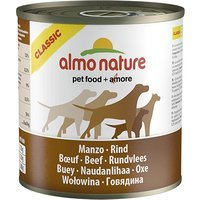 Nassfutter Almo Nature Classic Adult Rind