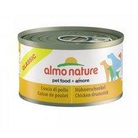 Nassfutter Almo Nature Classic Dog Hähnchenschenkel