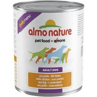 Nassfutter Almo Nature Daily Menu Adult Huhn
