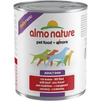 Nassfutter Almo Nature Daily Menu Adult Rind