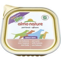 Nassfutter Almo Nature Daily Menu BIO Dog Lachs