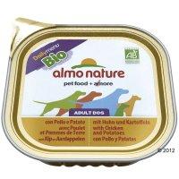 Nassfutter Almo Nature Daily Menu Bio Pate Huhn mit Kartoffel