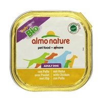 Nassfutter Almo Nature Daily Menu Bio Pate Huhn