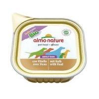 Nassfutter Almo Nature Daily Menu Bio Pate Kalb