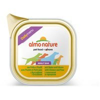 Nassfutter Almo Nature Daily Menu Huhn & Erbsen
