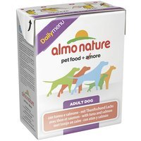 Nassfutter Almo Nature Daily Menu Thunfisch & Reis