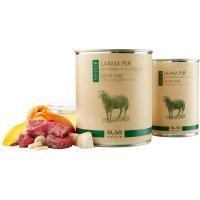 Nassfutter alsa nature Senior Lamm pur mit Pastinake, Kürbis & Aprikose