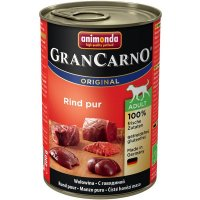 Nassfutter animonda GranCarno Adult Rind pur